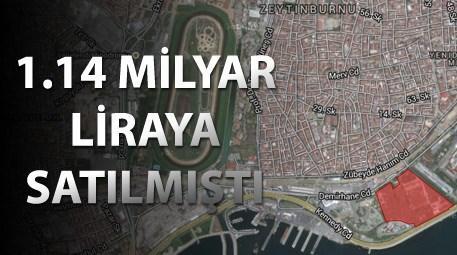 TOBB'un Zeytinburnu arsasında flaş gelişme!