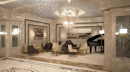 Lazzoni Hotel'e İsviçre ruhu taşındı