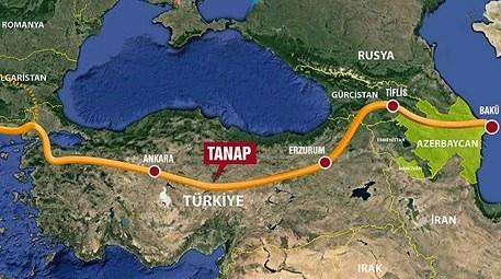 TANAP projesi yürürlüğe girdi! Azerbaycan'ın doğalgaz kaynakları…
