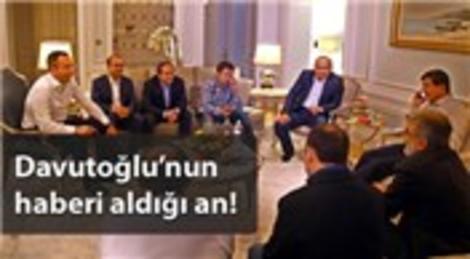 Başbakan Davutoğlu tweet attı: Aziz milletimin gözü aydın