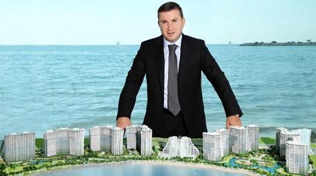 Yüzde yüz deniz manzarası ile 'yabancı yatırımcıyı bağladı'