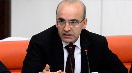 Mehmet Şimşek 'Konut sektöründe KDV indirimi söz konusu değil'