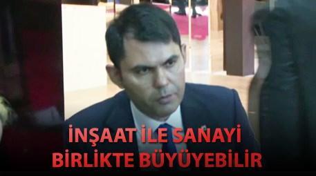 Murat Kurum'dan inşaat sektörüne tam destek!