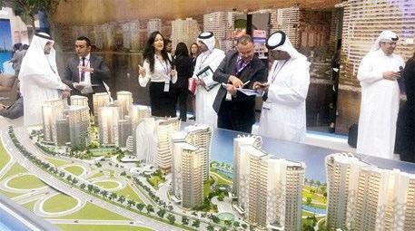 Türk inşaat firmaları dev projelerini Dubai'de tanıttı