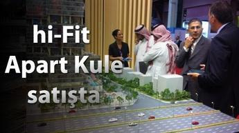 Dumankaya'nın Dubai standına çarpıcı ilgi!