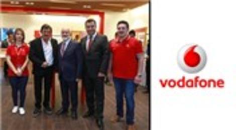 Vodafone Türkiye'den 200 milyon liranın üzerinde mağaza yatırımı!