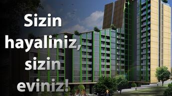 TED Ankara Koleji'nin yanında, 323 bin liraya