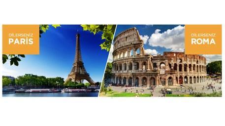 Beşyıldız'dan ev alanlara Paris yada Roma yolu göründü