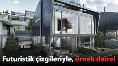 İstanbul yeni nesil villa yaşamı ile tanışıyor