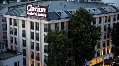 Clarion Hotel&Suites Şişli'de hizmete açıldı