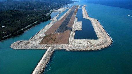 Ordu-Giresun Havalimanı Projesi'ne bir de havadan bakın!