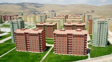 TOKİ'nin Konya'da satışa çıkardığı konutun talihlisi belirleniyor