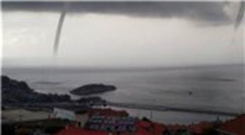 Meteoroloji Antalya için hortum uyarısı yaptı!