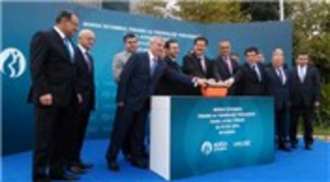 Borsa İstanbul Finans ve Teknoloji Yerleşkesi'nin temel atıldı