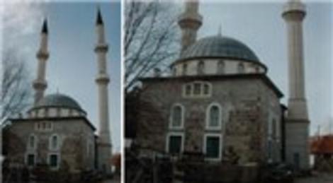 Çankırı'daki Tarihi Kalfat Camisi ibadete açıldı