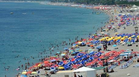 Türkiye, turizmde rekor üstüne rekor kırdı!