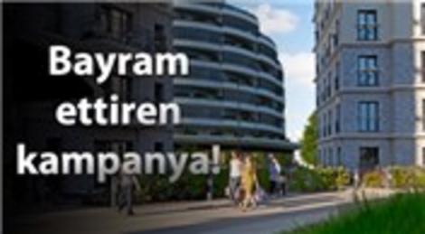 Rings İstanbul'da faizsiz ev sahibi olmak mümkün!