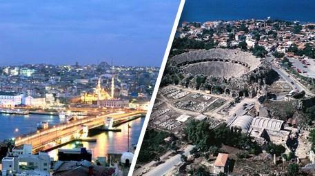 Satışta İstanbul, kirada Antalya lider oldu!