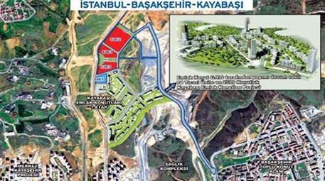İntaya-İntes ve EYG, Evvel Evim Kayabaşı'nı inşa edecek
