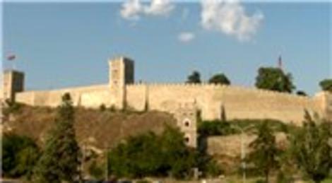 Tarihi Üsküp Kalesi'nde Osmanlı Müzesi açılıyor