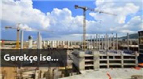 İzmir'de yeni fuar alanı inşaatı durduruldu