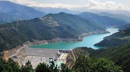 İstanbul'daki barajların doluluk oranı yüzde…