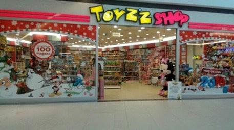 Toyzz Shop'un yeni mağazası Ümraniye Buyaka AVM'de açıldı