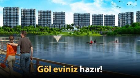Ankara'daki 1,438 konutun teslimleri başladı
