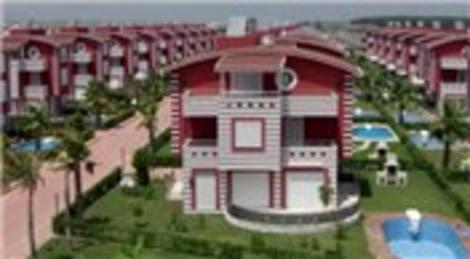 Antalya'da satılık lüks villa için…