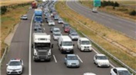 Bolu Dağı'nda trafik denetimleri arttırıldı! Nasıl mı?