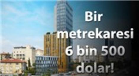 41 milyon dolarlık Mermerler Plaza'da sona geliniyor