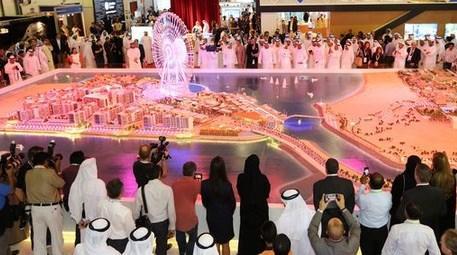 Türk inşaatçılar Dubai'de şov yaptı!