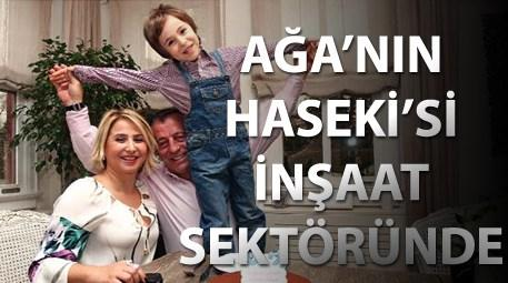 Ali Ağaoğlu'ndan, Ayten Alpar'a 'Ağaoğlu Cadde İnşaat'