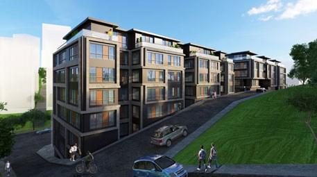 Nef Şişli 25 projesi şehrin tam merkezinde yükseliyor!