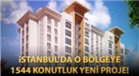 Cihan İnşaat ve Konut Yapı, Başakşehir Hoşdere 3. Etap'ta!