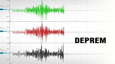 Muğla'da deprem! Şiddeti 4.9...