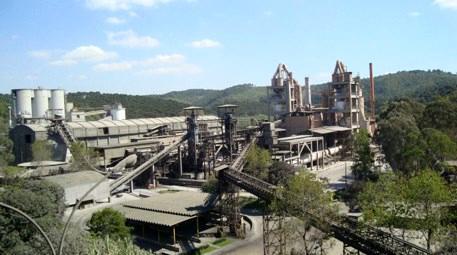 Çimento pazarında yüzde beş paya sahip