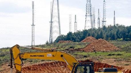 İstanbul siluetine yeni bir yapı daha geliyor