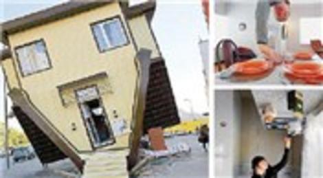 Rusya'daki bu evde bir terslik var!