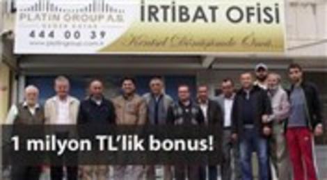 Fikirtepe'de kentsel dönüşüm için rekor bonus geldi!