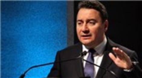 Ali Babacan, ekonomi için reform sözü verdi