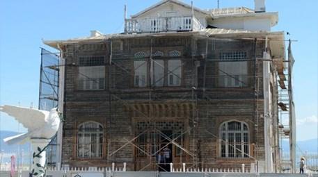 Mudanya Mütareke Müze Evi yeni yüzüyle açılıyor