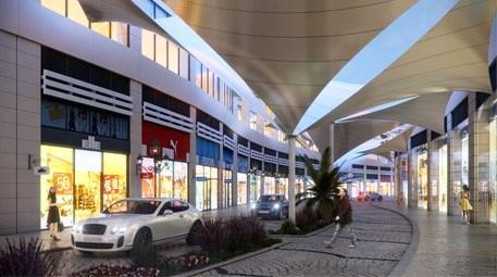 Viaport, üçüncü etabı ile genişliyor