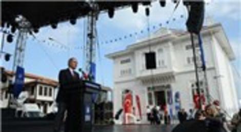 Mudanya Mütareke Evi Müzesi yeni yüzüyle ziyarete açıldı