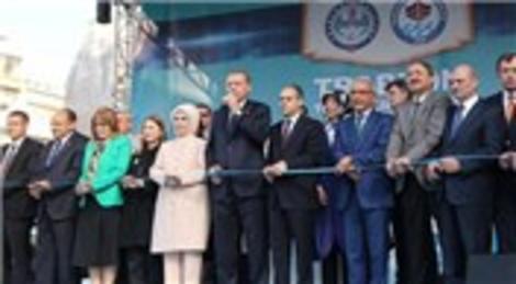 Cumhurbaşkanı Recep Tayyip Erdoğan, 17 tesisin açılışını yaptı