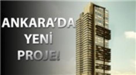 Ankara'da yeni bir Yaşam Kule'si! Çok cazip fiyatlarla!