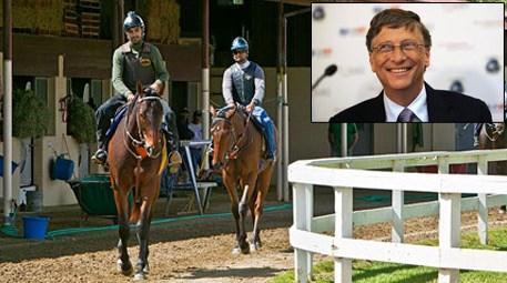 Yazılım devininin yeni yatırımı 'at çiftliği' oldu!