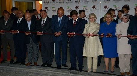 DoubleTree by Hilton Malatya'nın açılışını Ahmet Davutoğlu yaptı