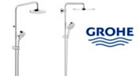 Banyolarınızı yenilemek GROHE ürünleriyle çok kolay...