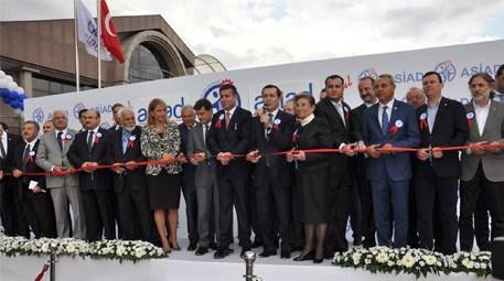Ankaralı sanayiciler yeni binasına kavuştu